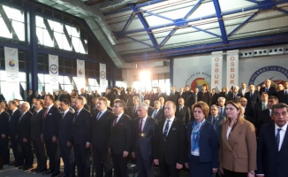 AK Parti Edirne İl Başkanı Belgin İba, OSBÜK Marmara Bölge Toplantısı'na katıldı