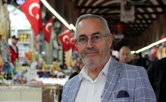 Selimiye Camii Çevre Projesi'nin onaylanması esnafı sevindirdi