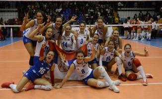 Voleybol: 17 Yaş Altı Kızlar Avrupa Şampiyonası Elemeleri Balkan Şampiyonası