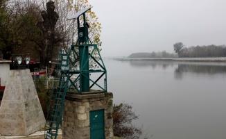 Yağışlar Meriç ve Tunca nehirlerindeki su seviyesini artırdı
