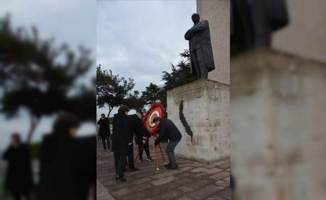 2. Cumhurbaşkanı İsmet İnönü, Balıkesir'de anıldı