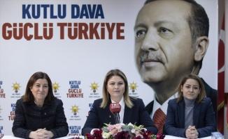 AK Parti Edirne İl Başkanlığı yönetim kurulu üyeleri tanıtıldı