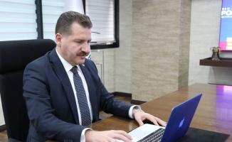 Balıkesir Büyükşehir Belediye Başkanı Yılmaz, AA'nın