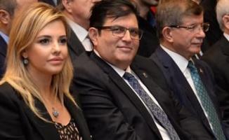 Başaran, Davutoğlu ile birlikte