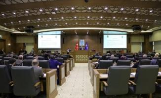 Bursa Büyükşehir Belediyesinin 2020 yılı bütçesi kabul edildi