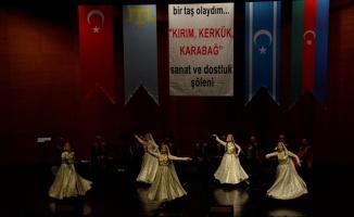 Bursa'da Kırım-Kerkük-Karabağ Sanat ve Dostluk Şöleni