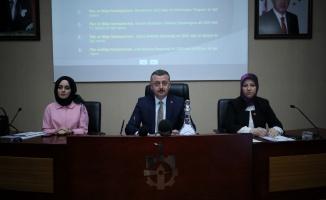 Büyükşehir'in 2020 bütçesi 2 milyar 775 milyon TL