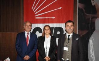 CHP Sapanca İlçe Başkanlığı'na Cengiz Çiçek seçildi