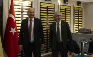 Cumhurbaşkanlığı Kültür ve Sanat Politikaları Kurulu üyeleri Edirne'de