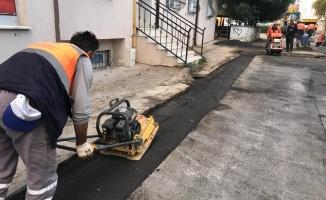 Darıca'da asfalt çalışmaları hız kesmiyor