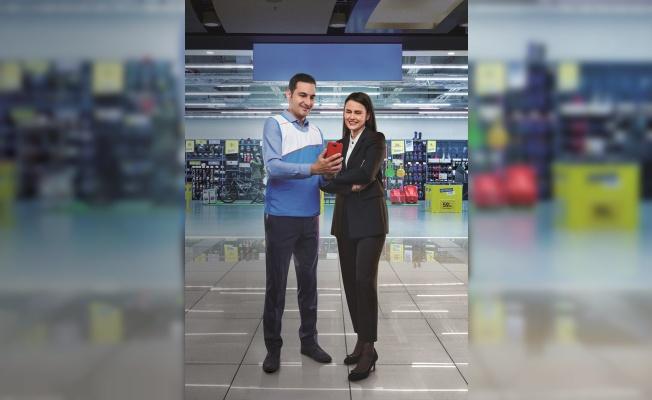 Decathlon ve Vodafone'dan Türkiye'nin en büyük dijital mağazası