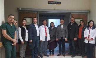 Demir Export'tan Soma Devlet Hastanesine bağış