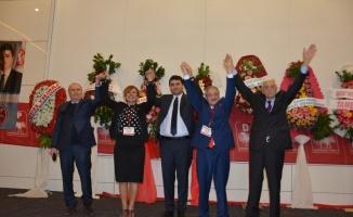DP Genel Başkanı Uysal, Balıkesir'de partisinin il kongresine katıldı