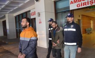 Edirne'de 20 düzensiz göçmen yakalandı