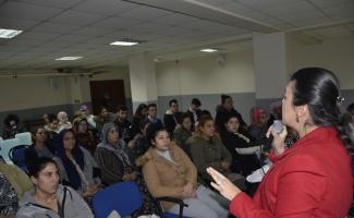 Edirne'de velilere yönelik eğitim düzenlendi
