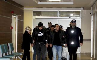 Edirne'de Yunanistan'a kaçmaya çalışan FETÖ şüphelileri yakalandı