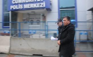 Gebze'de ayrı yaşadığı eşini hastanede darbedip ateş açan koca tutuklandı