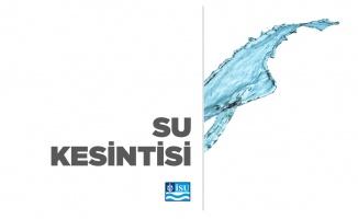 Gebze ve Çayırova'da su kesintisi