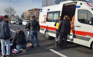 Gebze'de kazanın ardından alev alan otomobildeki 1 kişi öldü, 1 kişi ağır yaralandı
