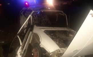 Hayrabolu'da meydana gelen trafik kazasında 3 kişi yaralandı