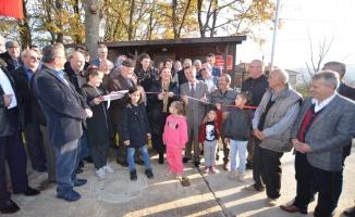 Hürriyet, Ambarcı Köyü'nün muhtarlık ofisini açtı