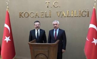 İçişleri Bakanlığı İZDES Projesi çalışmaları Kocaeli'de
