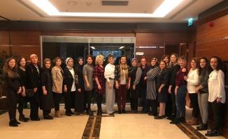 İzmit Belediyesi Kadın Kooperatifi sağlam adımlarla ilerliyor