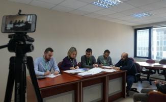 İzmit Belediyesi taş duvar yapım işi ihalesi yaptı