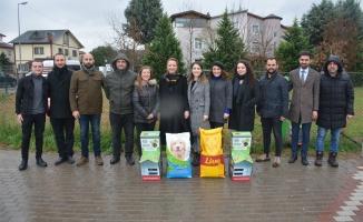 İzmit Belediyesi ve Kocaeli Barosu'ndan sokak hayvanları için anlamlı proje