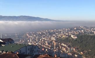 İzmit Körfezi'nde yoğun sis nedeniyle vapur seferleri iptal edildi