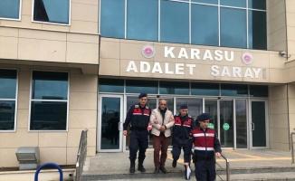 Karasu'da uyuşturucu operasyonunda bir kişi tutuklandı