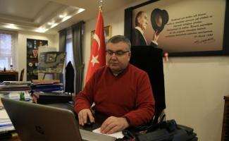 Kırklareli Belediye Başkanı Kesimoğlu, AA'nın