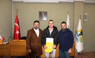 Kırklareli'nde emlak danışmanlarına yetki belgeleri verildi
