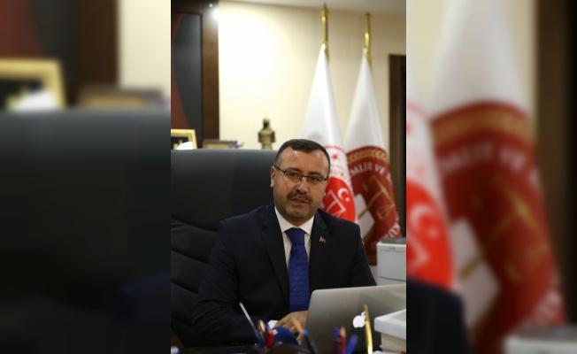 Kocaeli Cumhuriyet Başsavcısı Korkmaz, AA'nın