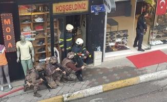 Kocaeli'de iş yerini basan silahlı şüpheli serbest bırakıldı