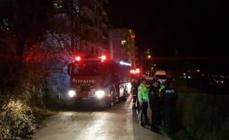 Kocaeli'de otomobil şarampole devrildi: 3 yaralı