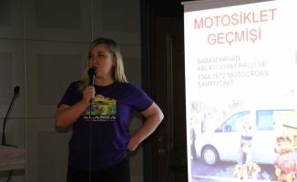 Motosiklet tutkunları Kırklareli'de bir araya geldi
