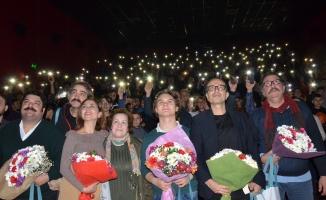 Naim Süleymanoğlu filmine Gebze'de muhteşem gala