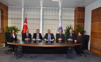 NKÜ ile Vakıfbank arasında iş birliği