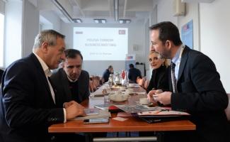 Otomotiv sektörü temsilcileri Polonya'da iş görüşmeleri yaptı