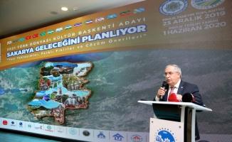 Sakarya 2071 Kentsel Gelişim Planı Uluslararası Fikir Yarışması yapılacak