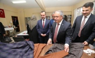 Sakarya Valisi Nayir, Taraklı'da ziyaretlerde bulundu