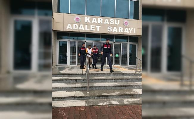 Sakarya'da hırsızlık şüphelisi tutuklandı