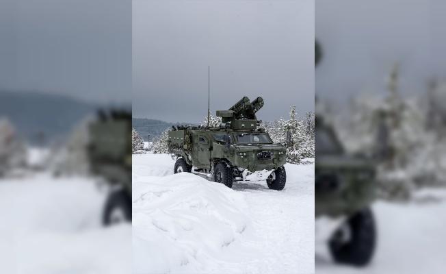 Silahlı Kuvvetler'in yeni zırhlı aracı Pars, Petlas lastiklerle donatıldı