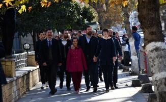 Sındırgı'da 3 Aralık Engelliler Günü etkinliği