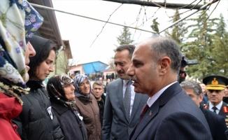 Sivas Emniyet Müdür Yardımcısı Özcan son yolculuğuna uğurlandı