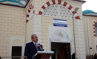 Şentop: Camiler, minareler bizim bu topraklardaki kimliğimiz