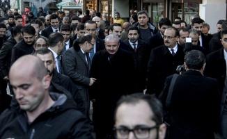 TBMM Başkanı Şentop Bursa'da ziyaretlerde bulundu