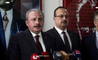 TBMM Başkanı Şentop: Libya ile imzalanan mutabakat uluslararası hukuka aykırı birçok hesabı bozdu