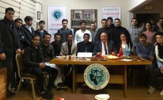 Türk Ocağı'nda Yelda Gecesi'ni kutladılar